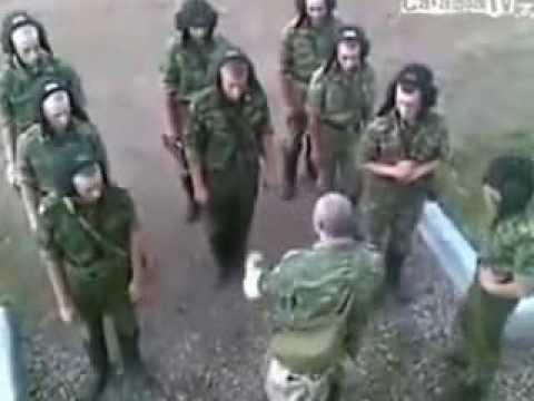 Прикол))Танкисты в русской армии ОСТОРОЖНО МАТ