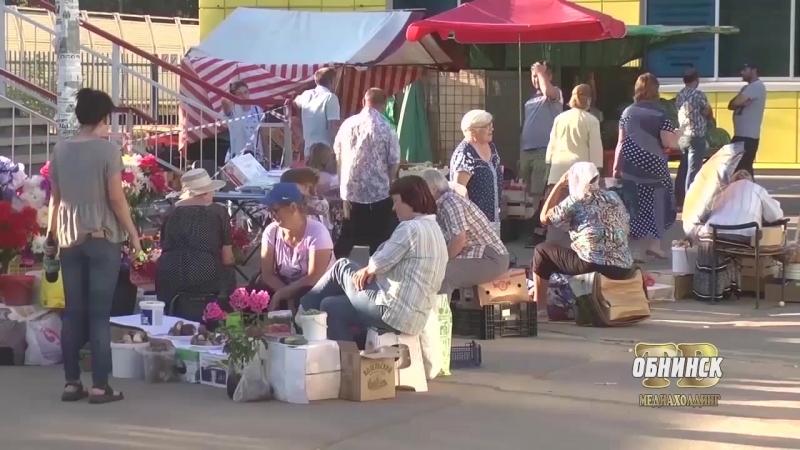 22 08 2018 Торговля у Привокзального