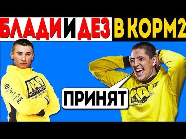 БЛАДИ И ДЕЗЕРТОДА ВОЗЬМУТ В КОРМ 2 ПОСЛЕ ЭТОГО!! 146% УГАРА!!
