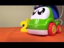 Lehrreicher Kinderfilm - Zahlen lernen mit dem kleinen Lastwagen