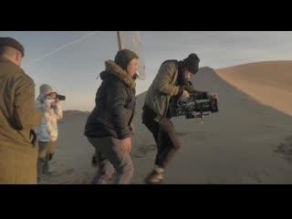А вот и мини фильм о наших съёмках клипа на песню