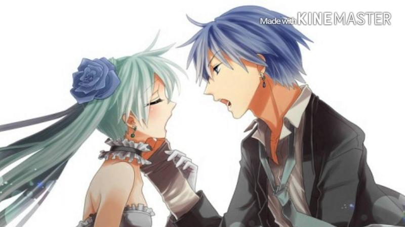 Мику и Кайто 😍ミクとカイト