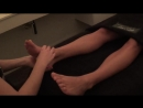 Masaje relajante de pies _ Relaxing foot massage
