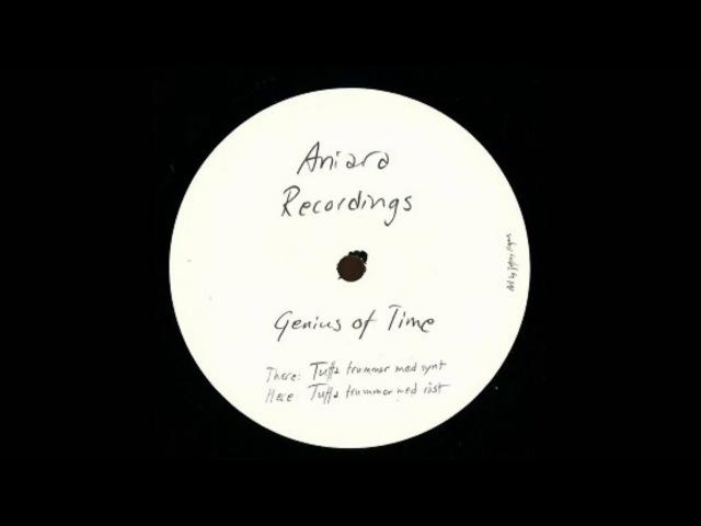Genius Of Time - Tuffa Trummor Med Röst (Original Mix)