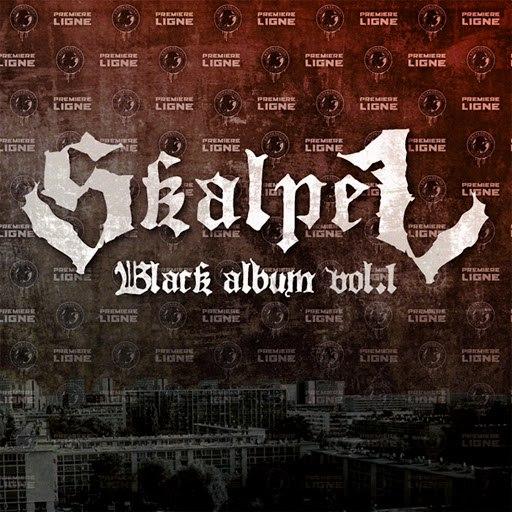 Skalpel альбом Black Album Vol.1