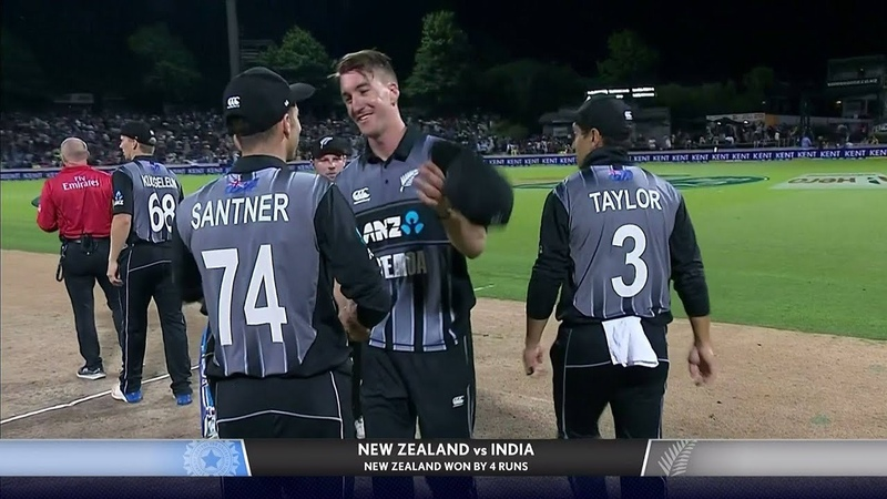 India vs New Zealand 3rd T20I Full Match Highlights | IND vs NZ 3rd T20I Highlights HD 10/02/2019