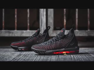Nike LeBron 16 Fresh Bred- Review On-Feet