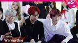 181212 2018MAMA x M2 Wanna One at Artist Zone in KOREA