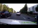 ДТП. Сбил пешехода переходящего на красный -
