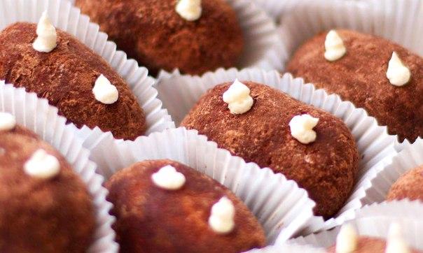 Рецепт пирожного «Картошка», прямиком из детства! Тот самый вкус, по ГОСТу: ↪