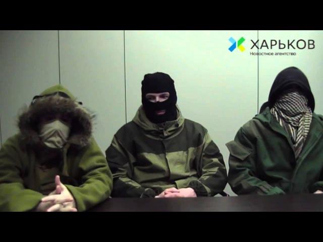 Харьковские партизаны посоветовали всем украинцам бежать со всех ног от мобилизации