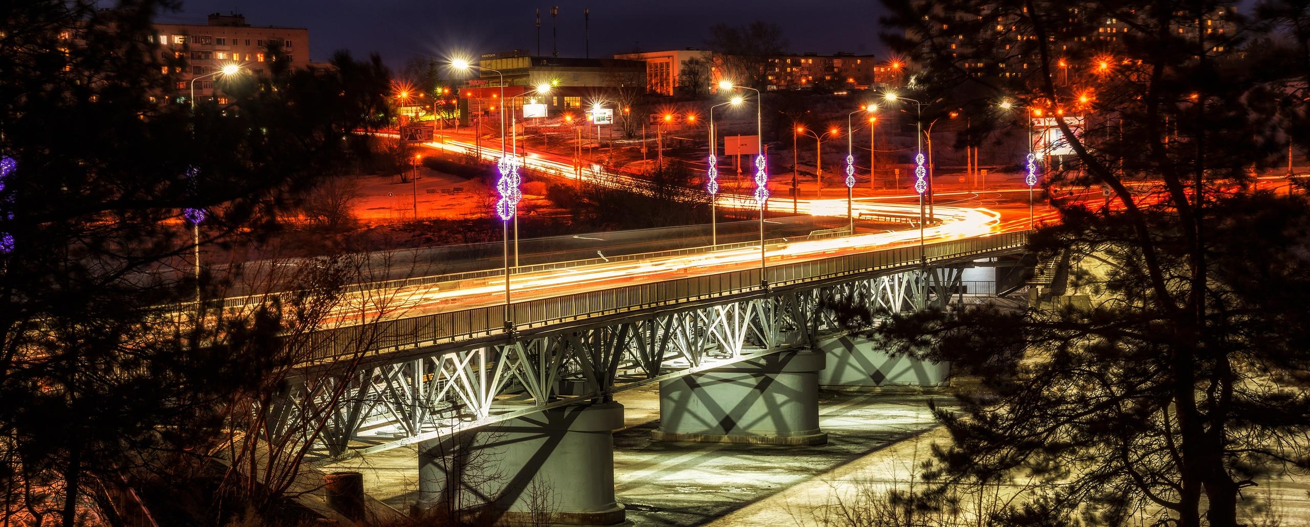 мост в Каменске-Уральском