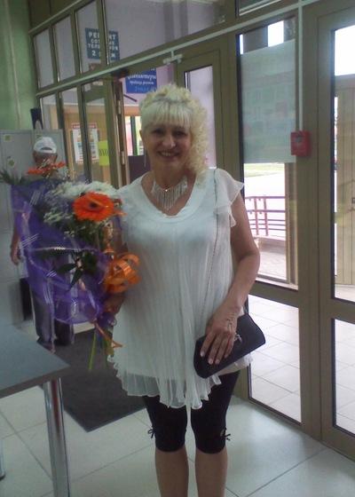 Людмила Шаврова, 9 марта , Витебск, id204300014