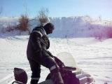 снегоход Рысь с двигателем LIFAN.AVI
