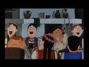 Нарезка мультфильмов под музыку