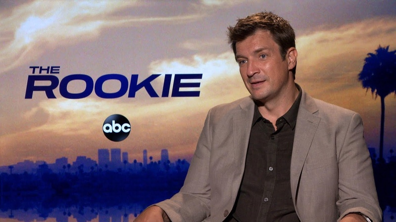 Nathan Fillion Gives 5 Reasons to Watch The Rookie