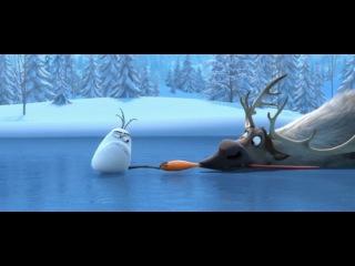 Холодное Сердце/ Frozen (2013) Дублированный тизер