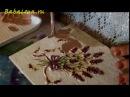 Объемный декупаж керамической плитки