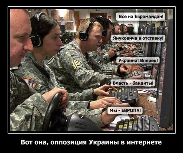 К баррикадам на ул. Институтской стягивают бойцов ВВ с автоматами Калашникова, - Евромайдан - Цензор.НЕТ 6748