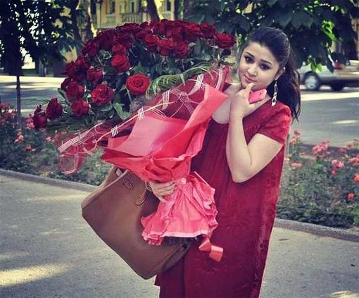 Красивй девушки таджикистана фото