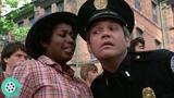 Капитан Харрис знакомится с курсантами. Полицейская академия (1984) год.
