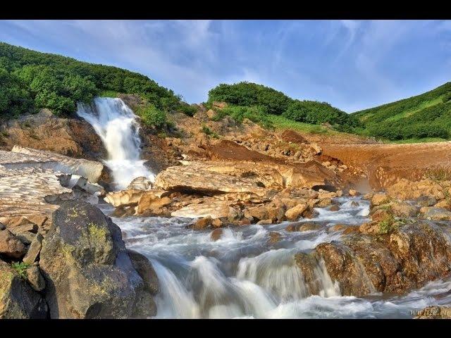 Камчатка Природный парк Налычево
