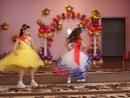 Наши девочки танцуют Ча-ча-ча