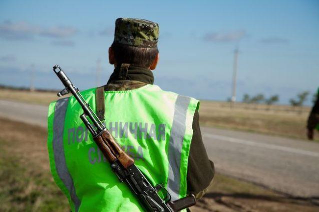 В Зеленчукском районе пограничники задержали ставропольчанина