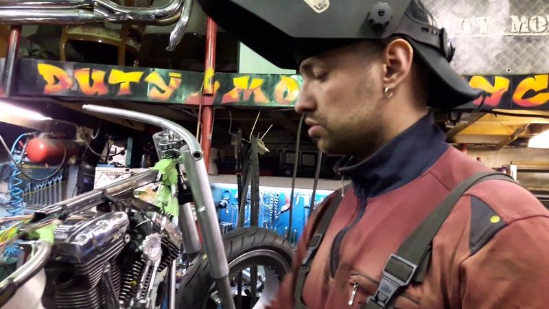 HEAVY DUTY MOTORCYCLES