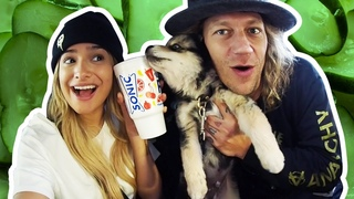 We Tried The Pickle Slush (Review) ft Jukka Dudeson