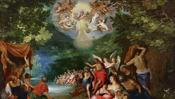 Заговоры и обряды на Крещение Господне 19 янаря