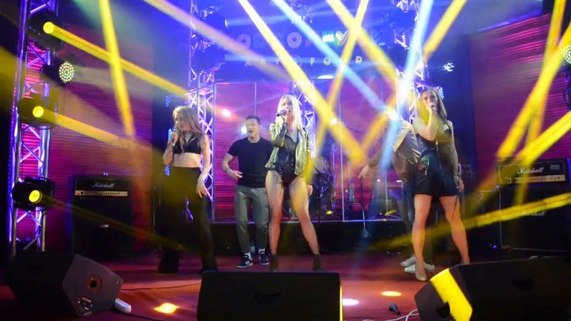 Live-show Ms.Tress Girlsband (фрагменты)
