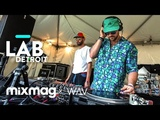 SOUL CLAP all-vinyl set in The Lab Detroit at Movement Festival