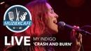 My Indigo - 'Crash And Burn' live bij Muziekcafé