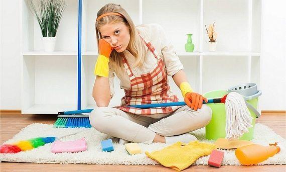 Почему так сложно держать ваш дом в чистоте