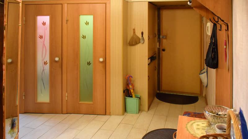Трёхкомнатная квартира с ремонтом и мебелью на Юго-Западе в хорошие руки!