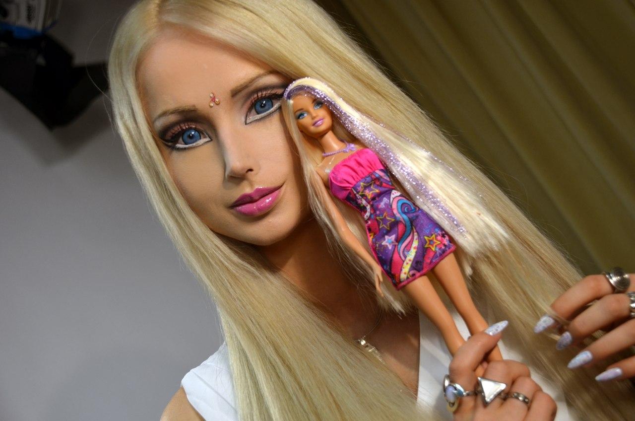 Барби в реальной жизни фото