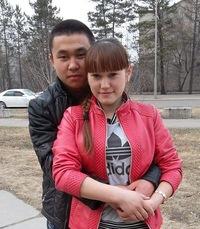 Виктория Хандархаева, 11 апреля 1995, Иркутск, id162539005