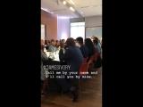 Читка сценария в киношколе Ghetto Film School 5.06.18 #6
