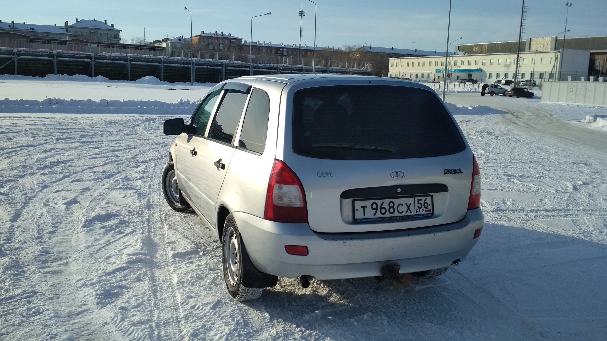 Подам LADA KALINA  Машина 2012 г.в. Эксплуатация | Объявления Орска и Новотроицка №798