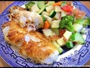 How to cook pan fried cod fillets