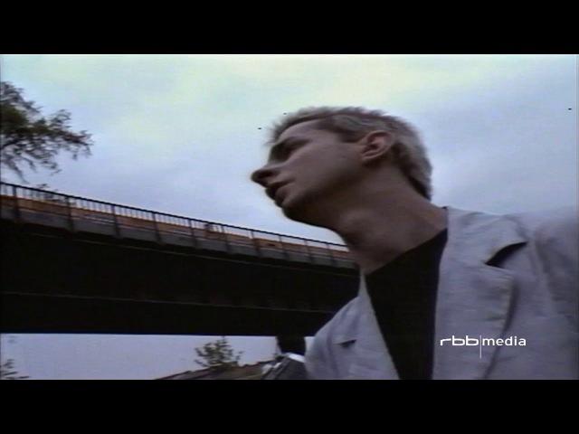 Depeche Mode - 28.05.1985 - mittendrin und voll daneben - SFB - Shake The Disease