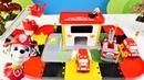 Lego oyunları Paw Patrol itfaiye istasyonu yapıyor