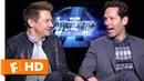 Paul Rudd Jeremy Renner Consider Swapping Superhero Roles Avengers Endgame Cast Interview