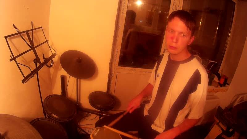 Matt Savage - Wormey Singlets (рудимент SS7)