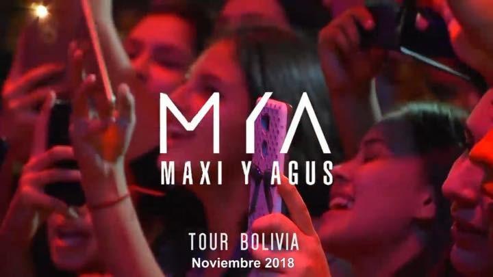 """MYA on Instagram """"Les dejamos un poco de lo que fue nuestro paso por Bolivia!! Esperamos volver prontoo!! 🔥🙌🏻"""""""