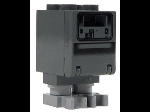 LEGO Star Wars The Complete Saga Gonk Droid Run Part 1