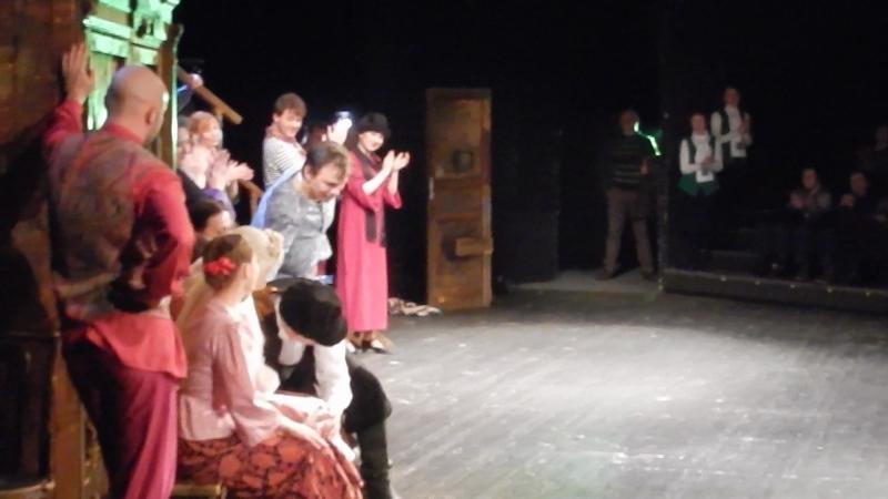 Крики из Одессы. Молодёжный театр