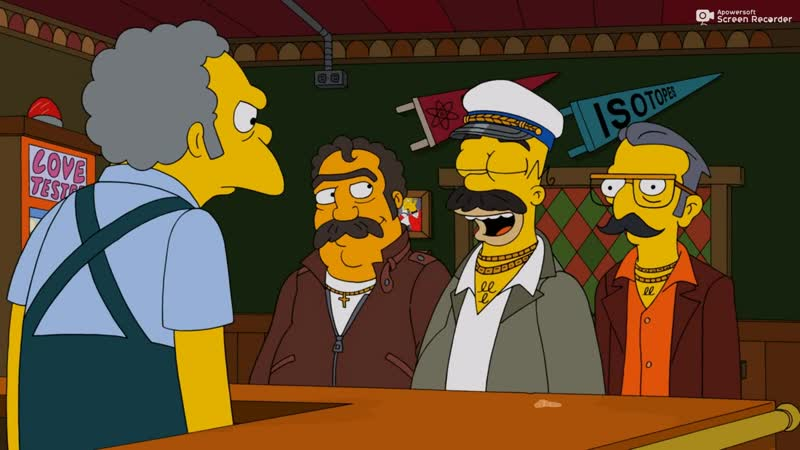 Simpsons Быть греком - значит любить жизнь! Симпсоны greek sirtaki buzuki греки Diaspora Music | Διασπορα μουσική