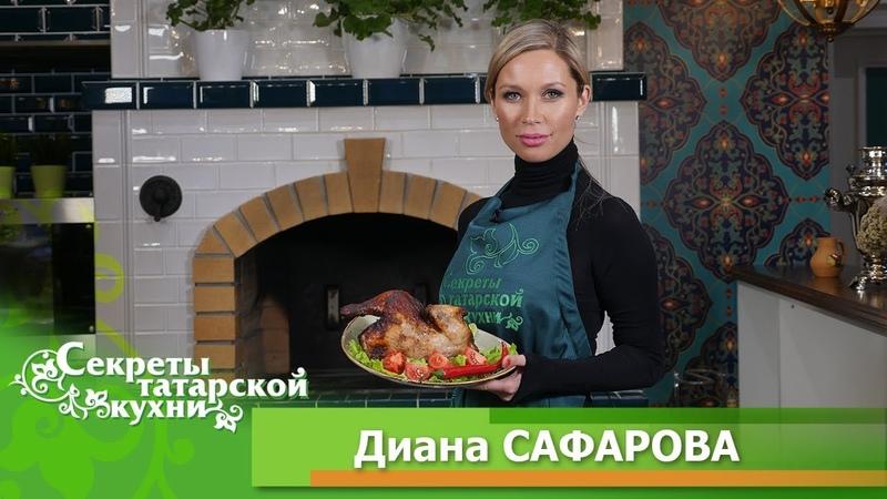 Татарский суп токмач с нетатарским акцентом от Дианы САФАРОВОЙ